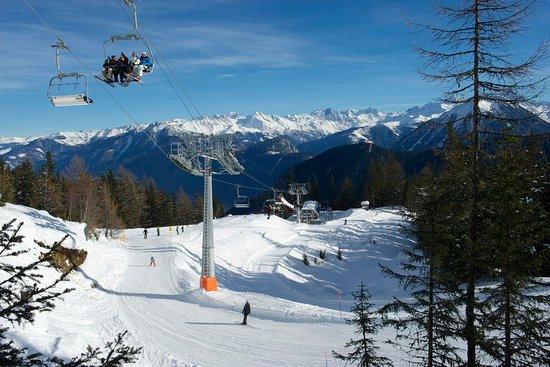 Domaine skiable des Marécottes