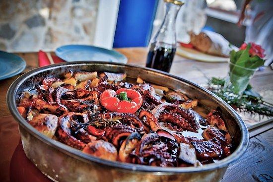 Dalmatyńska Zagóra, Chorwacja: #foodporn #dalmatiansoulfood #vipholidaybooker #enjoy #delicious #foodblogger