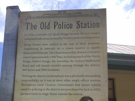 Glenrowan Heritage Siege Precinct
