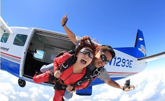 Skydive Spaceland Florida