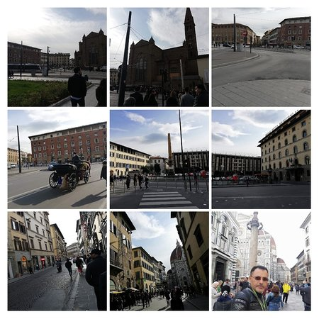 ‪‪Province of Florence‬, إيطاليا: My trip to Florence, 🇮🇹👍😉‬