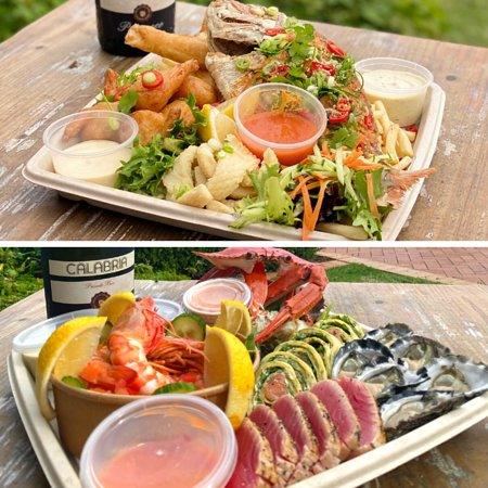 Mother's Day Seafood Platter - only $120  Pre order call 6555 7092 or  https://bit.ly/ReefOrderOnline