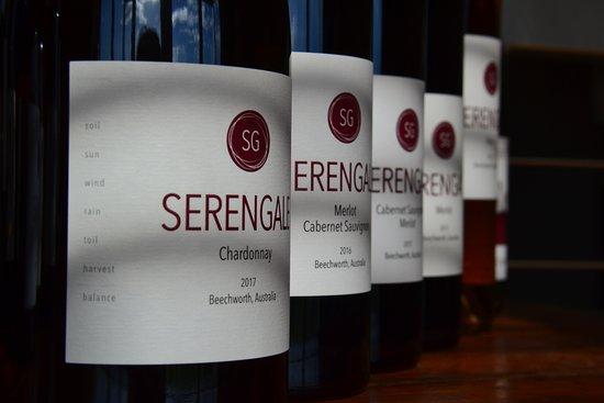 Beechworth, ออสเตรเลีย: Our wines