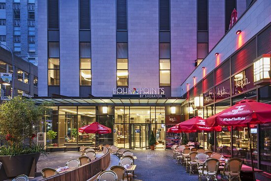Four Points by Sheraton New York Downtown, Hotels in New York City