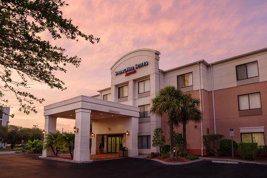 SpringHill Suites St. Petersburg Clearwater, hoteles en Clearwater