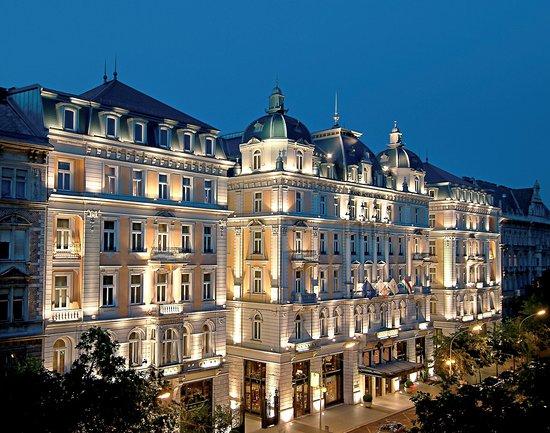 โรงแรมโครินเธีย บูดาเปสต์