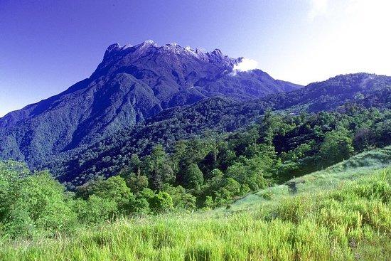 Visite du parc Kinabalu et des sources...