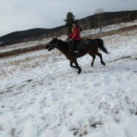 Zabaykalsky Krai, Ryssland: В такой поход можно ходить с друзьями и зимой и летом, в любую погоду)