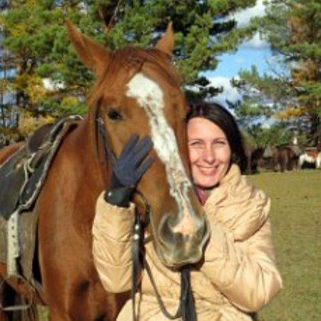 Zabaykalsky Krai, Ryssland: вот мои любимки) лошадь , природа, это наш Забайкальский край)