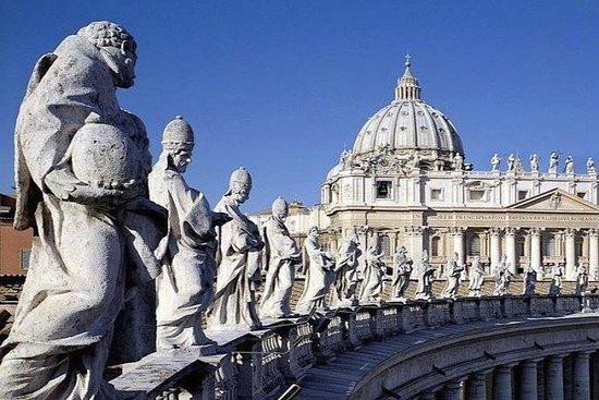 Visite autoguidée de la basilique...