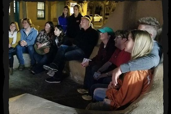 20:00 - The Ghost Tour of Old Town