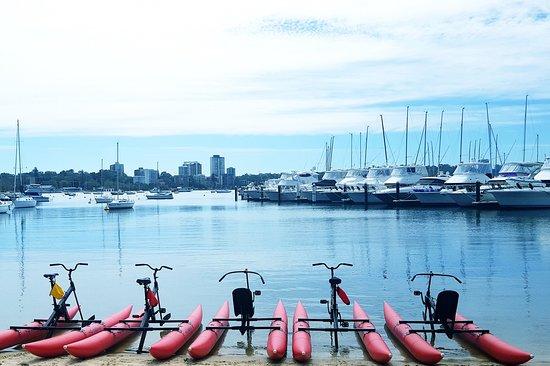 Perth Waterbike Adventures