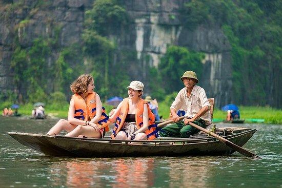 Viagem de dia inteiro a Ninh Binh - Bai...