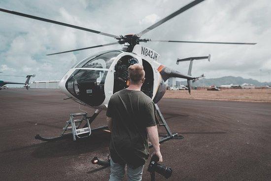 Tour en hélicoptère de 45 minutes autour de Paris et Versailles