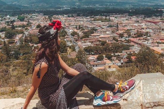 8-tägige Best of Guatemala Tour: Antigua, Pacaya Vulkan, Atitlan See...