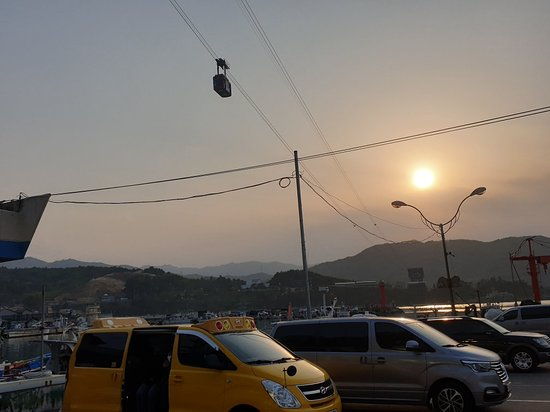 Samcheok Marine Cable Car