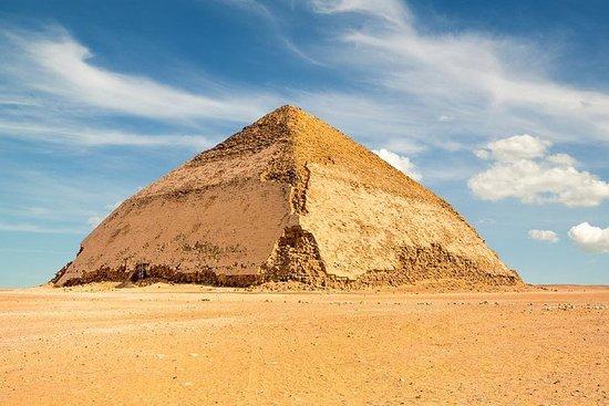 Visite des pyramides, Sakkara et Dahshur