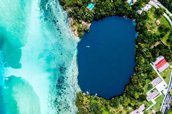 DISCOVER BACALAR Full Day Tour to the 7...