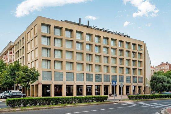 AC Hotel La Rioja, hoteles en Logroño