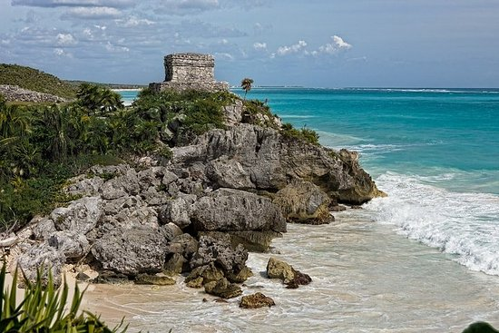 Four in One - Coba, Tulum, Cenote...