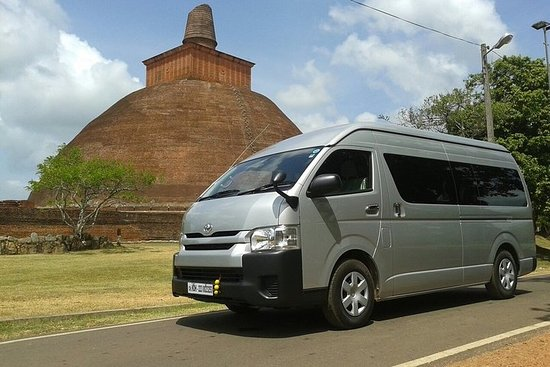 Van Transfer from Colombo to Pasikudah - pick-up & drop-off, one-way