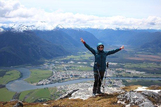 Trekking Cerro Cordon, scopri l'inizio del fiordo di Aysen !!!