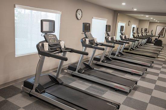Holiday Inn & Suites Aguascalientes: Health club