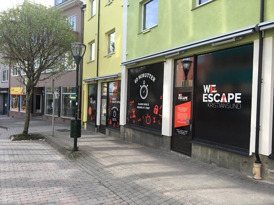 We Escape Kristiansund