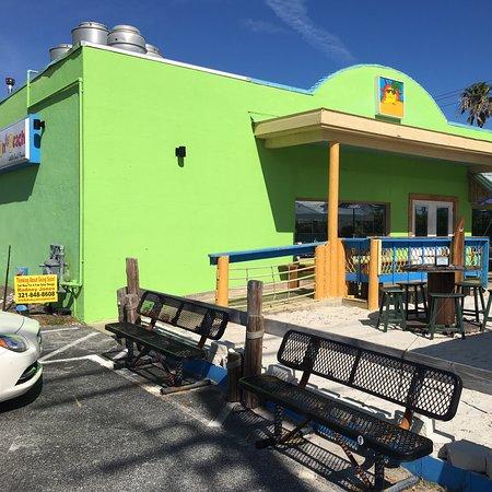 Great food- Thank you Gov Desantis for opening Florida