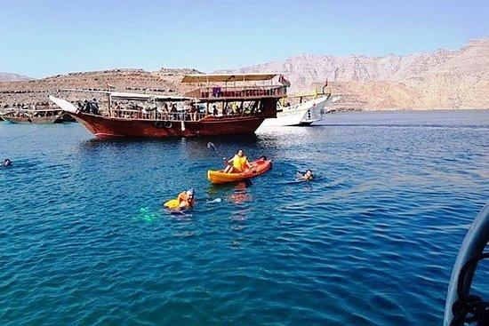 Ocean Sea Cruise MUSANDAM KHASAB...