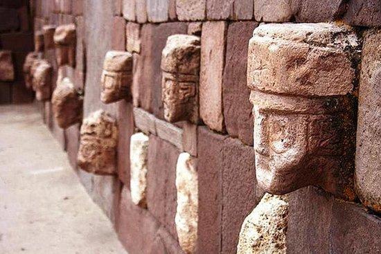 La antigua civilización de Tiwanaku y...