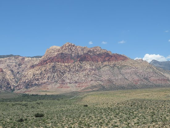 Red Rock Canyon Overlook