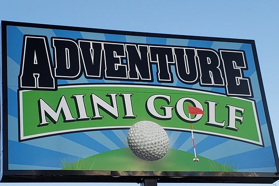 Adventure Miniature Golf