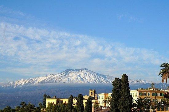 Visita Taormina y Aetna - Desde Taormina