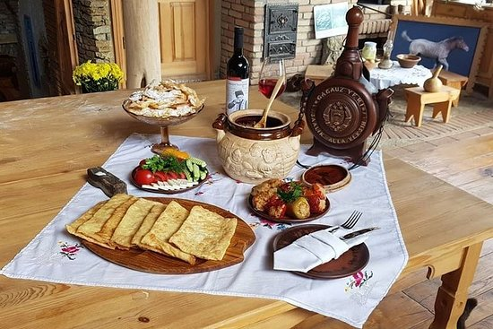 Gagauz Cuisine and Culture Tour