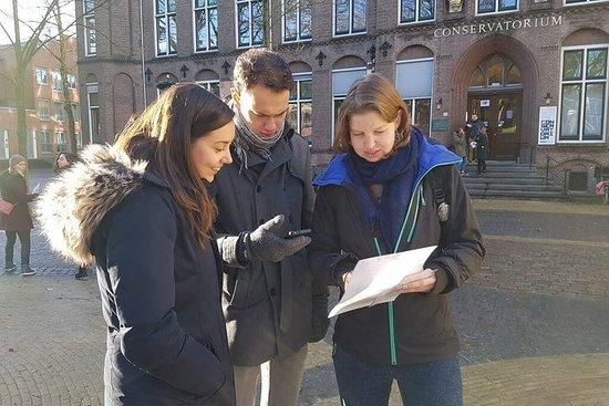 Escape the City - interactive city walk in Groningen
