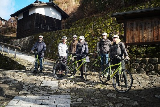 Savor Japanese culture while Cycling on the famous Nakasendo Road