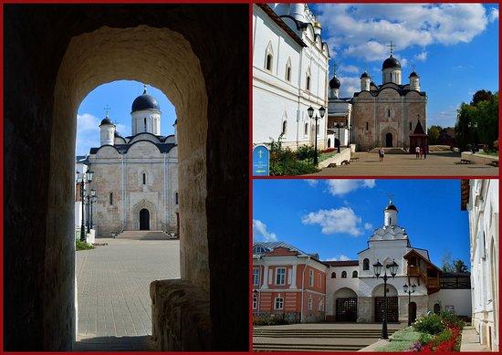 Vladychny Women's Monastery: Серпуховской Введенский Владычний женский монастырь