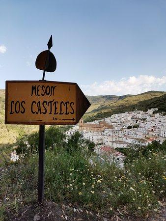 Ohanes, España: Mesón Los Casteles