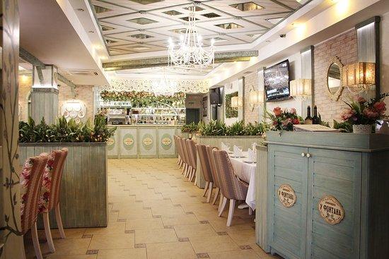 Ust-Labinsk, Russie : Зал в стиле Шебби Шик для встречи с Вами)