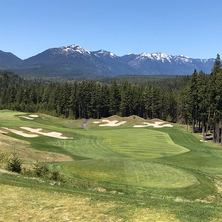 Suncadia Resort - Roperider Golf Course