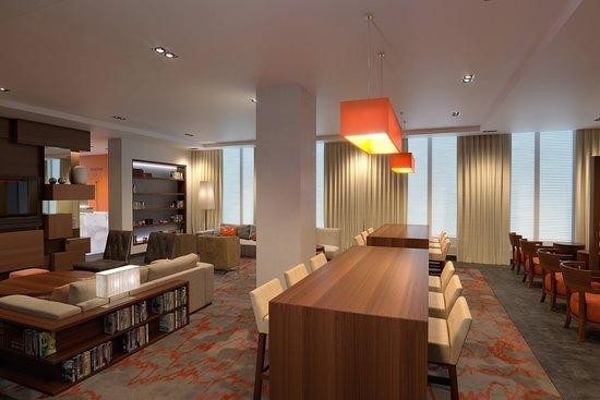 Residence Inn by Marriott New York Downtown Manhattan World Trade Center Area