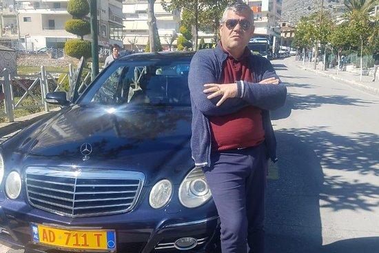 Saranda Blue Taxi