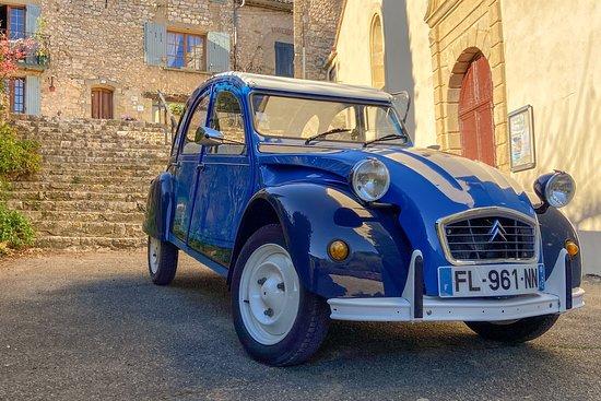 Oh my Deuche, location 2cv et escapades en Provence