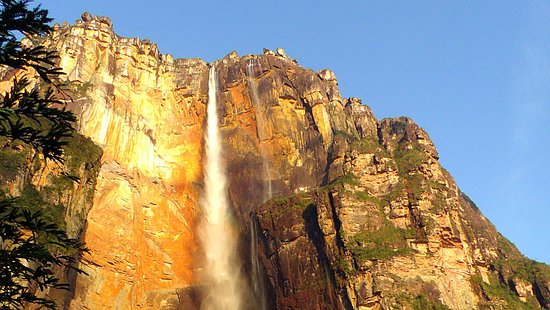 Los Dos Caminos, Venezuela: The Tallest Waterfall in the World