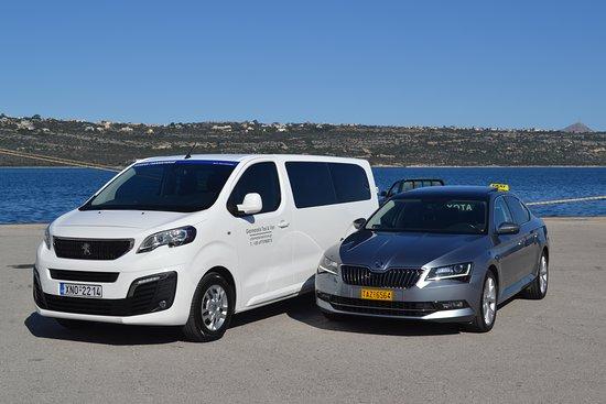 Chania Taxi & minivan services