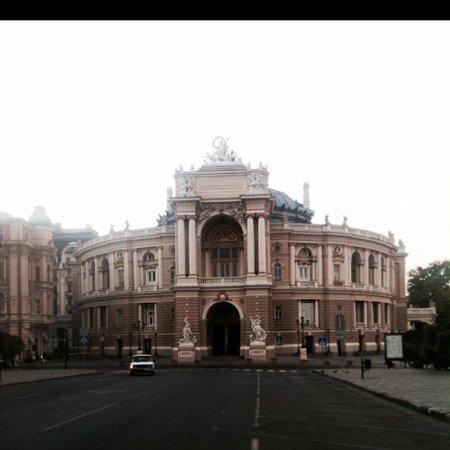Beautiful baroque architecture