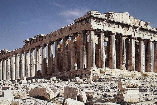 Athens & Ancient Corinthos Full Day...