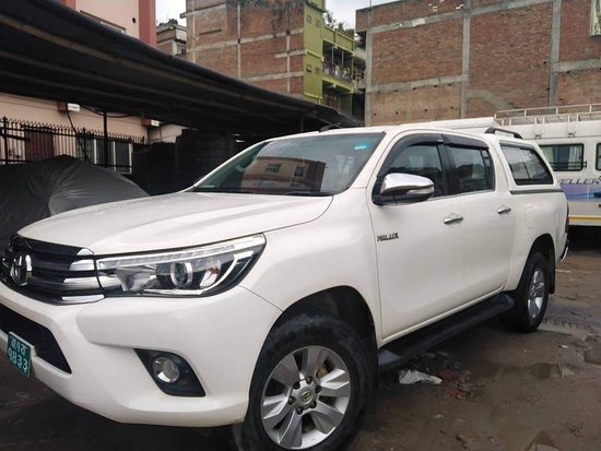Vehicles Hire Nepal