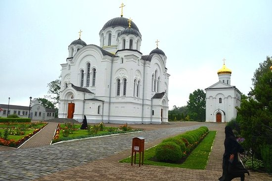 Sightseeing tour from Minsk to the cities of Vitebsk and Polotsk in...